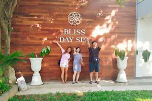 (写真)BLISS DRY SPA